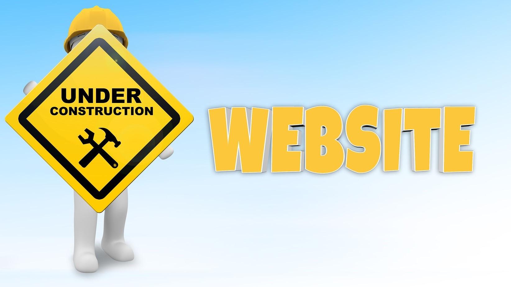 Mit eigener Website für die Kundenbindung durchstarten